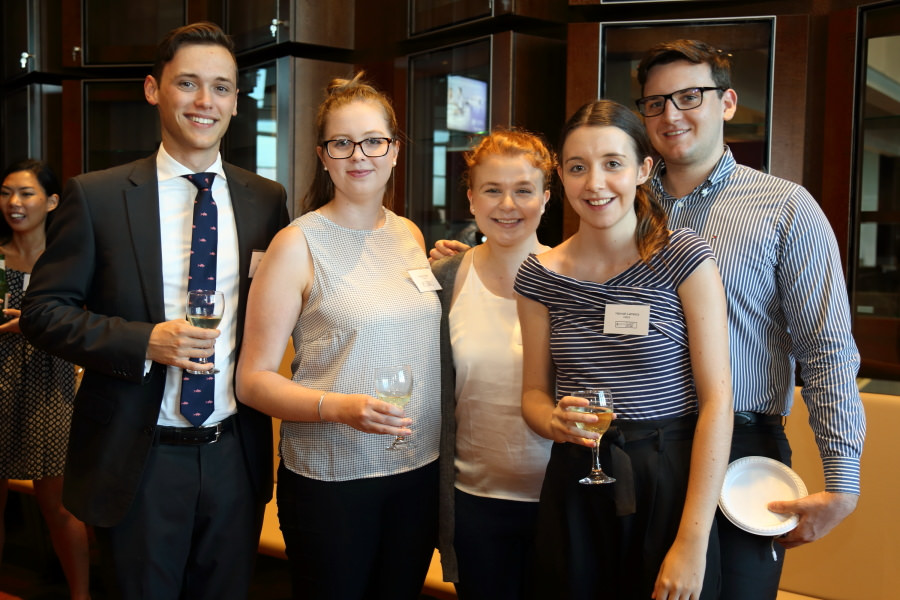 UQ Law Society Student Executives