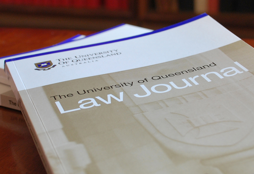 UQ Law Journal