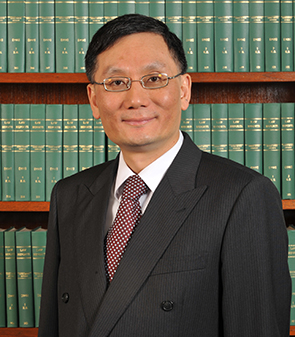 The Hon Mr Justice Andrew Cheung