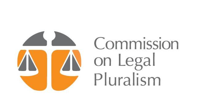 Commission on Legal Pluralism logo