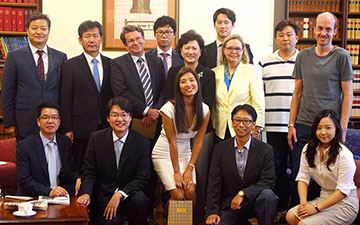 CPICL and Korean Ministry of Justice