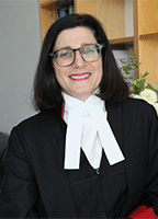 The Honourable Justice Anthe Philippides