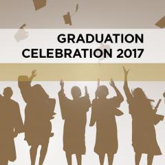 Graduation Celebration 2017