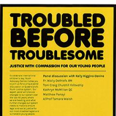 Trouble Before Troublesome