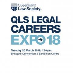 QLS Legal Careers Expo 18