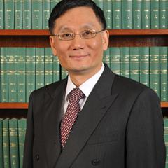 ​​The Hon Mr Justice Andrew Cheung