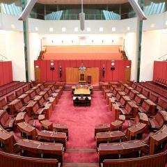 Australian Senate Chamber