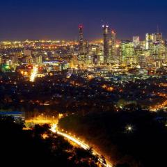 Mt Cootha view