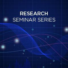 research seminar series logo