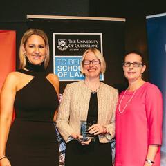 Queensland Women in Legal Professional Celebrated