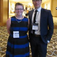 Dr Melanie O'Brien and Dr Enshen Li