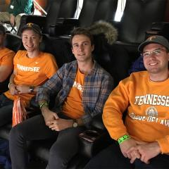 UQ students in Tennessee