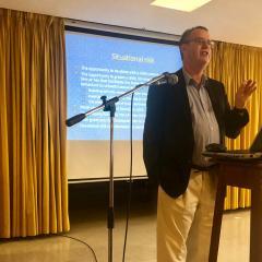 Professor Patrick Parkinson