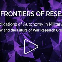 New Frontiers of Research series logo