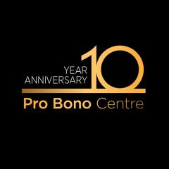 Pro Bono 10 year anniversary
