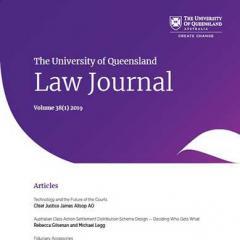 UQLJ cover