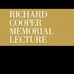 2015 Richard Cooper Memorial Lecture