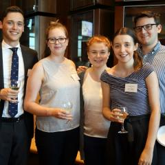 UQ Law Student Society Executives