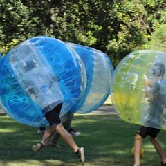 TCB Wellness Bubble Soccer