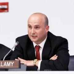 Professor Alex Bellamy