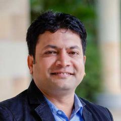 Dr Kamalesh Adhikari